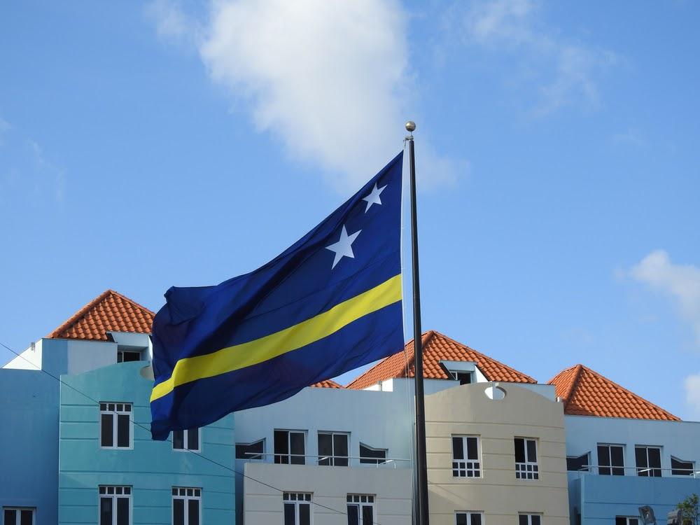 drapeau de l'État du Curaçao