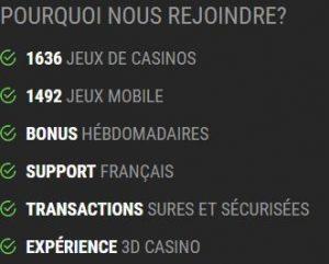 WinOui Casino-avantages-casinosansdepots.fr