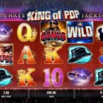 king of pop - machine a sous