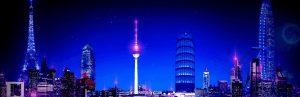 Euromoon casino-selection de monuments internationaux