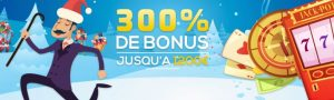 Mr james casino 300% de bonus jusqua 1200 euros
