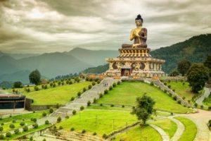 Sikkim-touristique