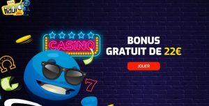 Radio Caz bonus gratuit de 22 euros