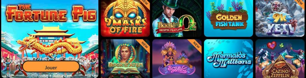 ludotheque spin million casino