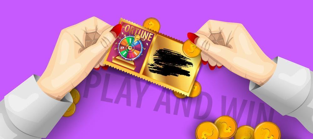 joues et gagnes - jeu de grattage