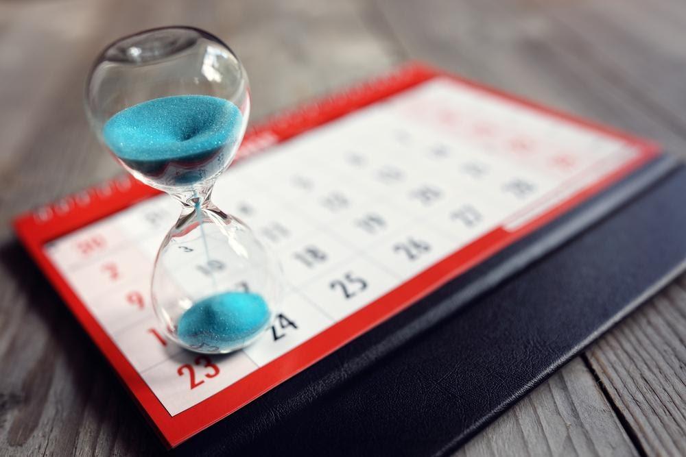 temps calendrier jeu responsable