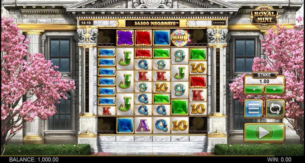 megaways jeux de casino avec une fonctionnalité particulière