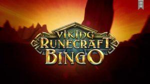 Viking Runecraft Bingo logo