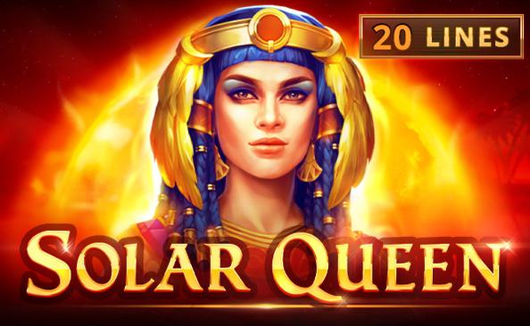 Solar Queen machine a sous
