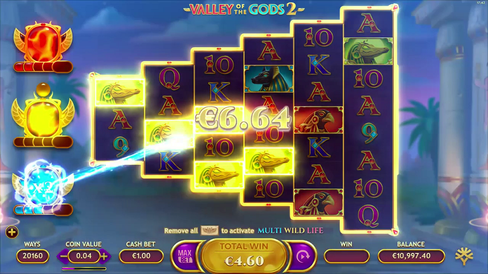 Valley of The Gods sur lucky31