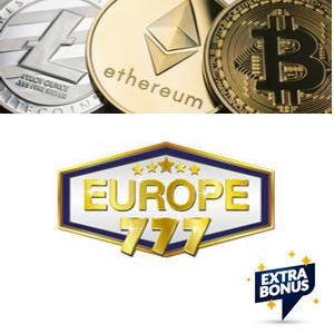 europe 777 bonus crypto